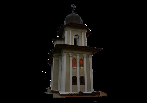 Ansamblul bisericii Adormirea Maicii Domnului - Berzunți